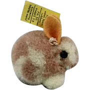 Vintage Steiff Woolie Bunny Rabbit