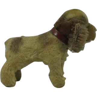 Steiff Cockie Dog