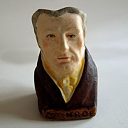 Severo Monroe Miniature Toby Mug Shot Glass