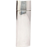 Fabulous Art Deco Sterling Silver Case or Trinket Box