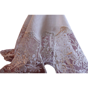 19th Century Victorian Wedding Handkerchief