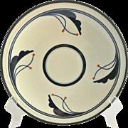 Vintage Dansk Flora Bayberry Serving Plate