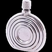Fabulous Vintage Mexican Silver Miniature Perfumer