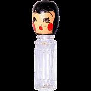 C. 1936 Karoff Dionne Quintuplet Art Deco Lay Down Perfumer
