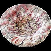Mid Century Modern Marble Ashtray/Dish