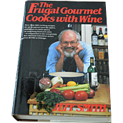 Books- Set of Three The Frugal Gourmet Cookbooks by Jeff Smith