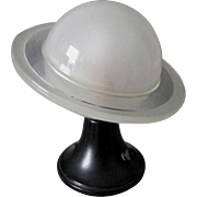 c1920-30s Art Deco Planet Saturn Lamp, World's Fair