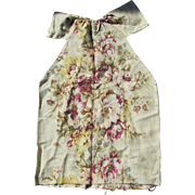 Pretty c1930s Floral Baby Dress, Christening Gown