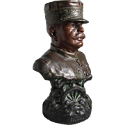 c1914 French Military Bust, Battle of Marne