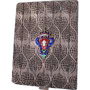 Antique Grand Tour Filigree Calling Card Case