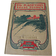c1902 Radford Ideal Homes, Architectural House Plan Book, Catalogue