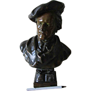 Antique Sculpture, German Music Composer, Wilhelm Richard Wagner