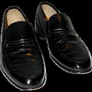 "Vintage Bally ""Sligo"" Men's Slip-ons from Switzerland Size 9-D"