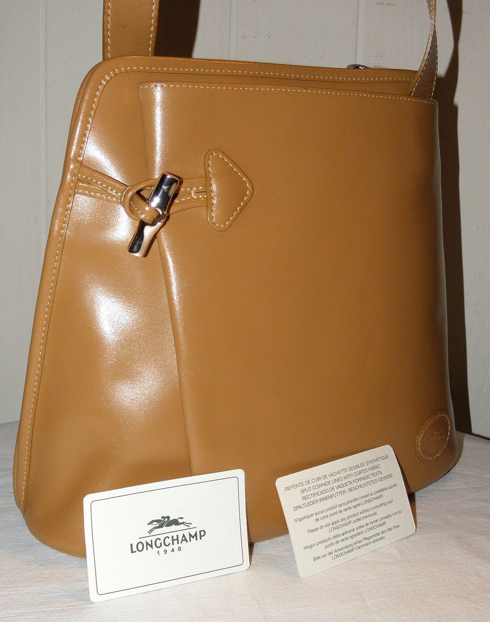 vintage longchamp roseau valise satchel red tag sale item sold on ruby lane. Black Bedroom Furniture Sets. Home Design Ideas
