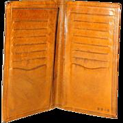 Vintage Canadian Belting B B & B Wallet