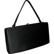 1940's Framed Evening Bag