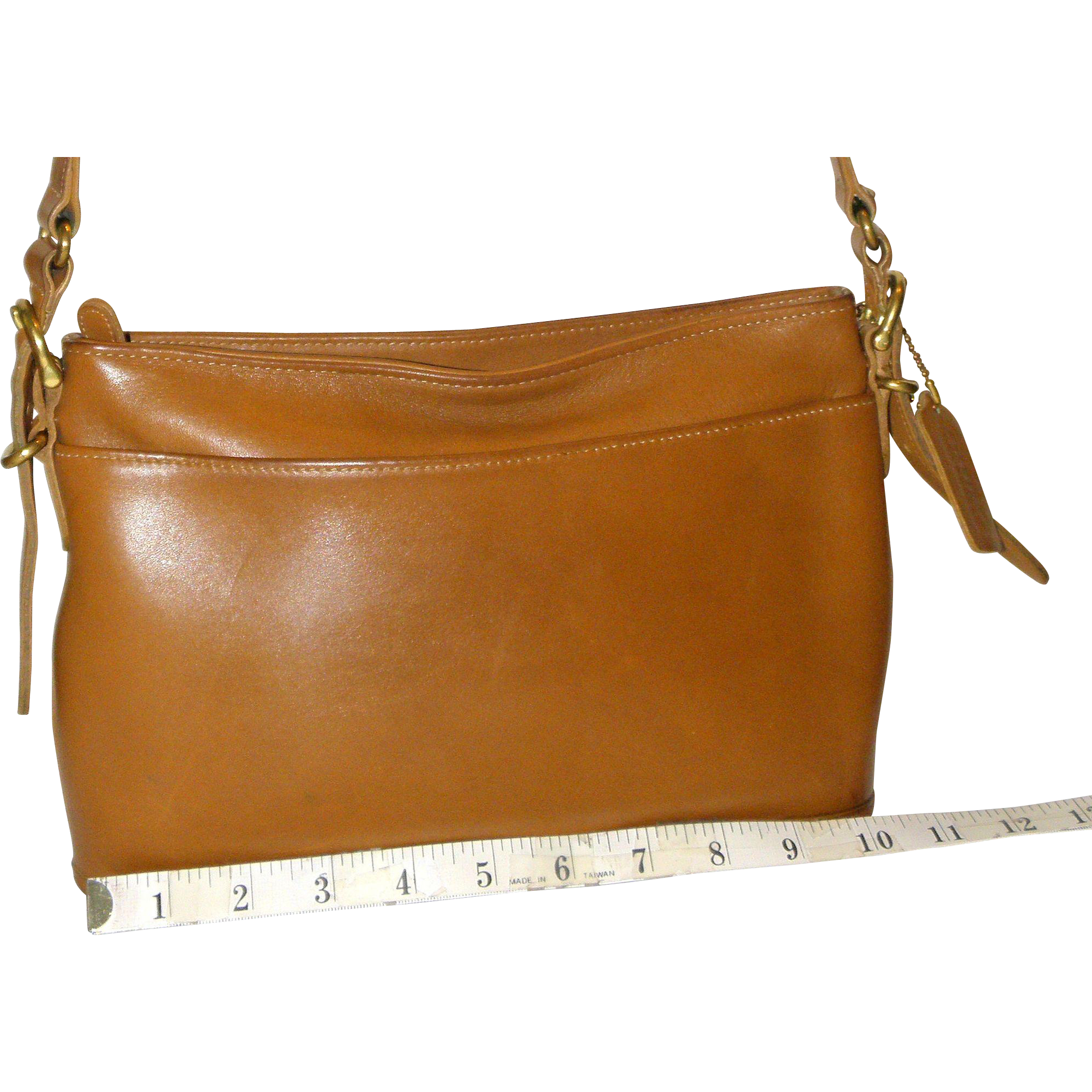 Vintage Coach Equestrian Zip U.S. Model NOW 50% OFF