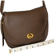 Vintage Coach Watson Bag Mint U.S. Model REDUCED
