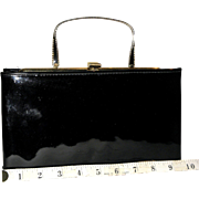 1950's Andé Patent Convertible Evening Bag