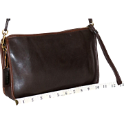 Coach Convertible Clutch - The Original Basic Bag Two-Tone