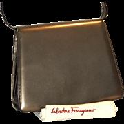 Vintage Salvatore Ferragamo Gancini Convertible Bag
