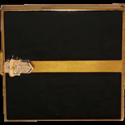 1950's Volupté Black Onyx Compact