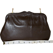 1950's Andé Convertible Clutch in Calfskin