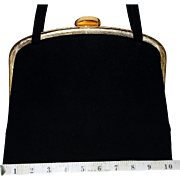 1950's Koret Evening Valise from Saks Fifth Avenue