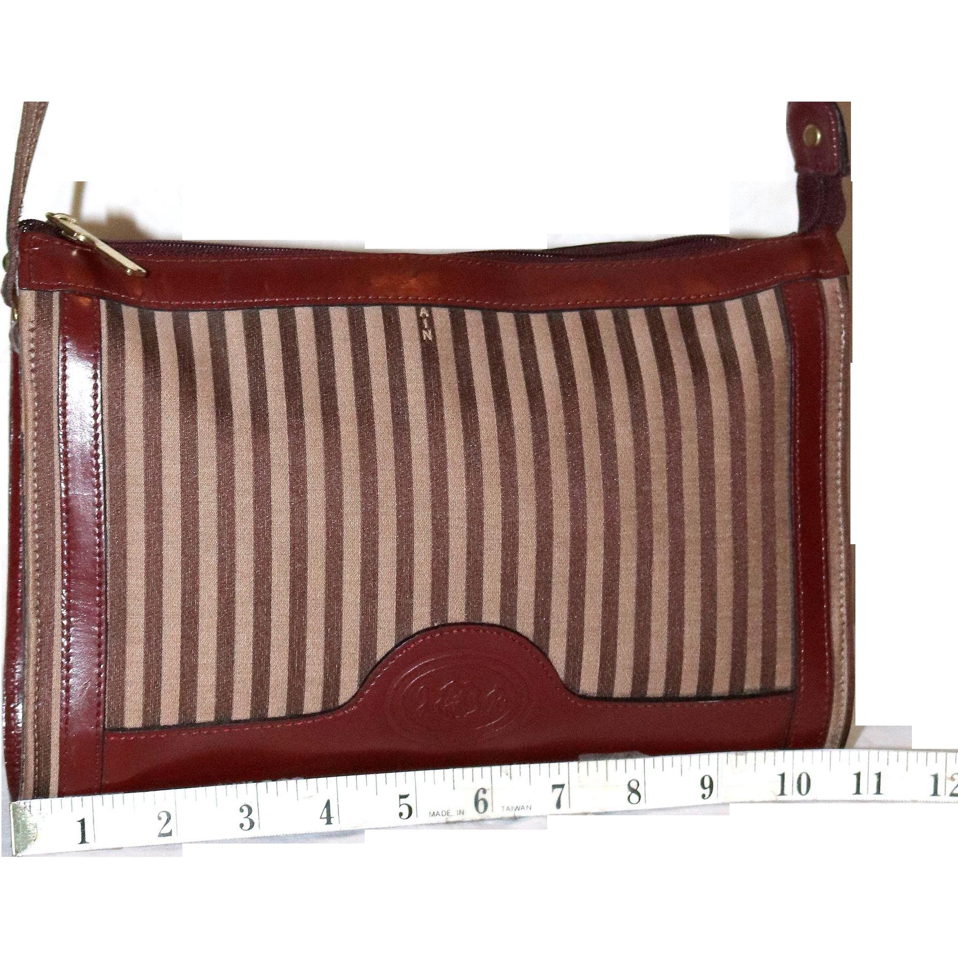 Vintage John Romaine Top Zip