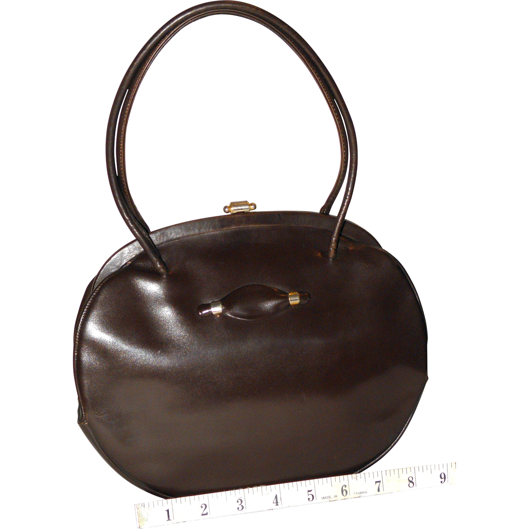 1950's Dofan Calfskin Evening Bag from France