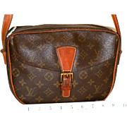 Vintage Louis Vuitton Jeune Fille PM from France