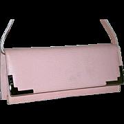 Vintage Escada Envelope Convertible Clutch from Italy