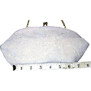 1930's Charbet Beaded Evening Bag from Belgium