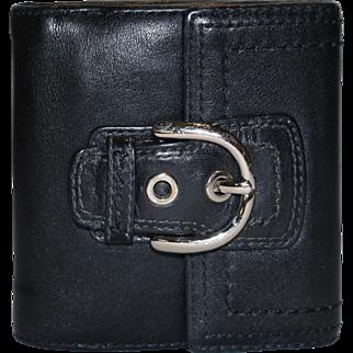 Vintage Coach Wallet Organizer