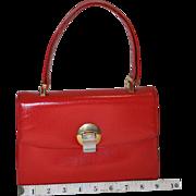 1950's Koret Kelly Evening Bag