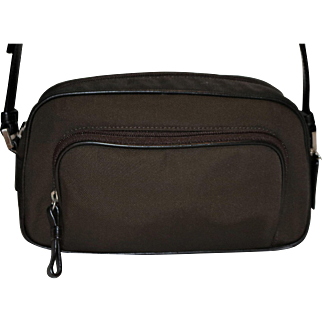 Coach Travel Camera Bag