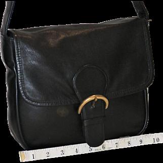 Vintage Coach Legacy Saddle Mail Bag