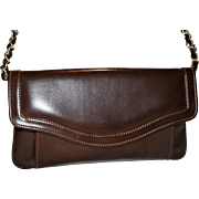 1960's Walborg Envelope Evening Convertible Clutch