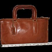"1970's Coach ""Bonnie Cashin Mini Brief Satchel"" Model 9426"