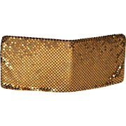 Vintage Gold Mesh Wallet from the former West Germany
