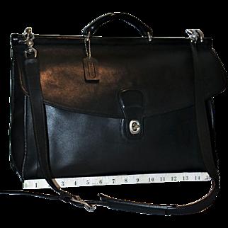 Vintage Coach Beekman Briefcase