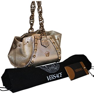 Gianni Versace Medusa Gold Mini