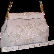 1950's Beaded Framed Handbag
