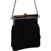 1940's Framed Evening Bag by Triangle