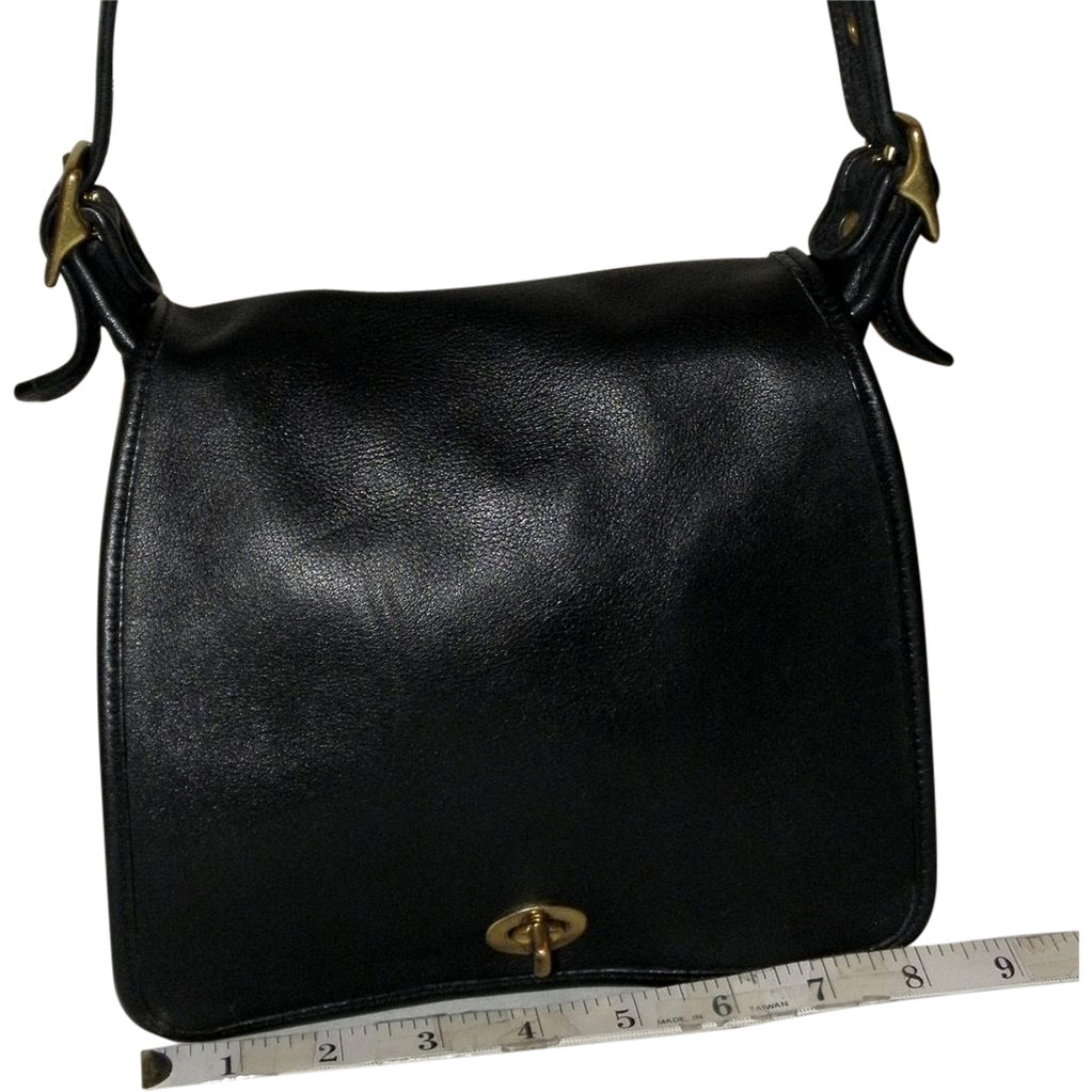 Coach Legacy Messenger Flap