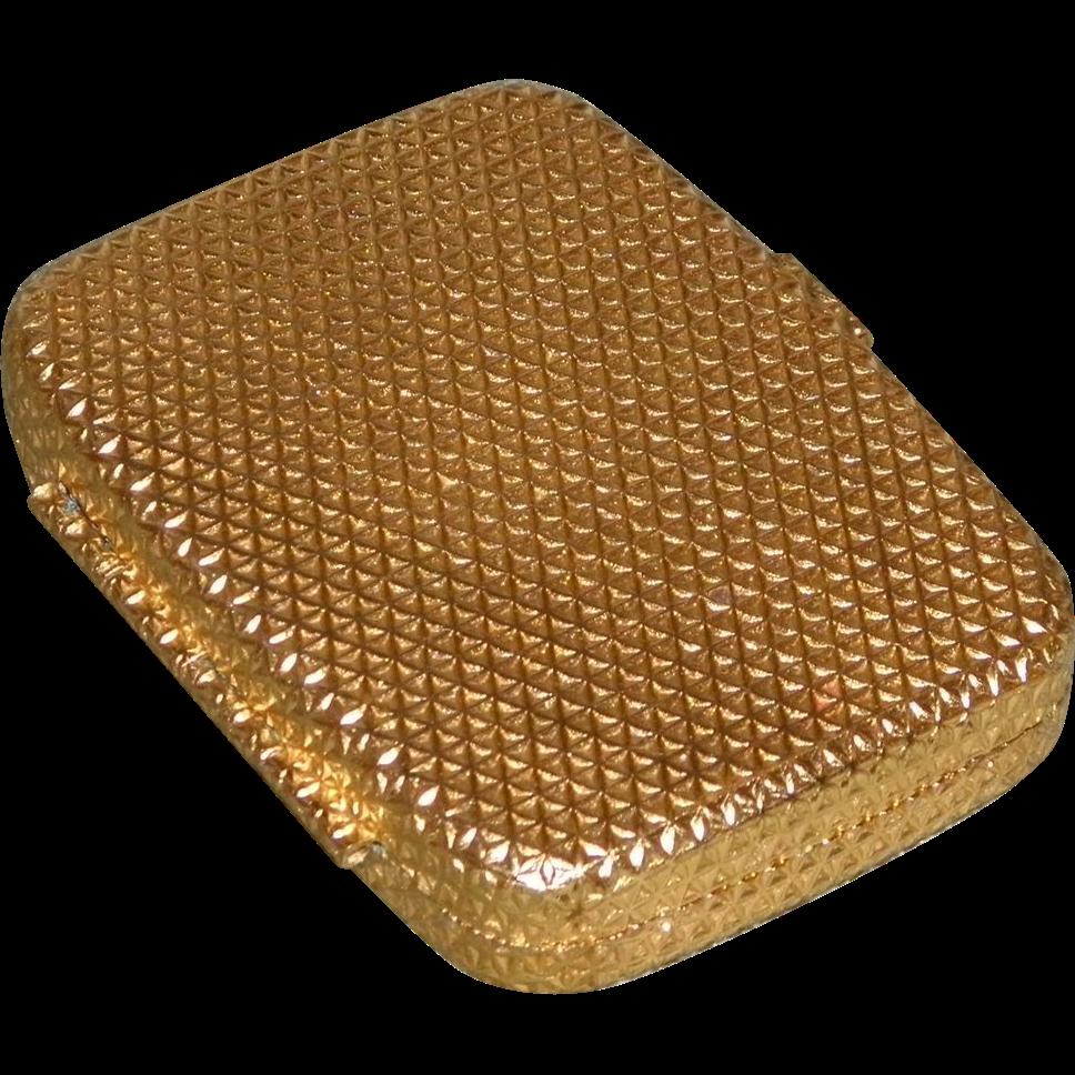 1950's Revlon Powder Compact