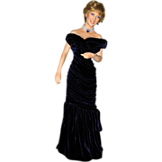"Vintage ""Diana, Princess of Wales"" Ashton-Drake Doll"