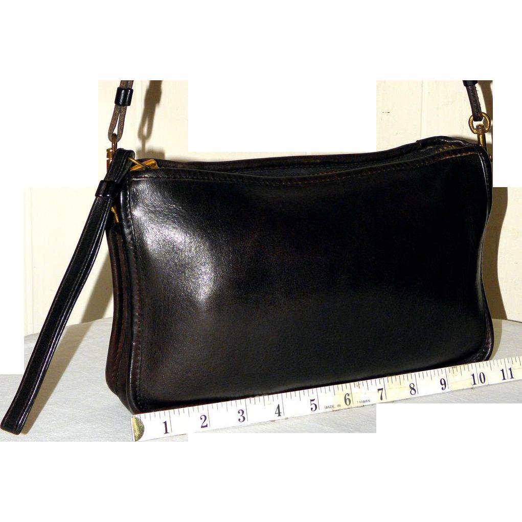Vintage Coach Convertible Clutch - The Original Basic Bag