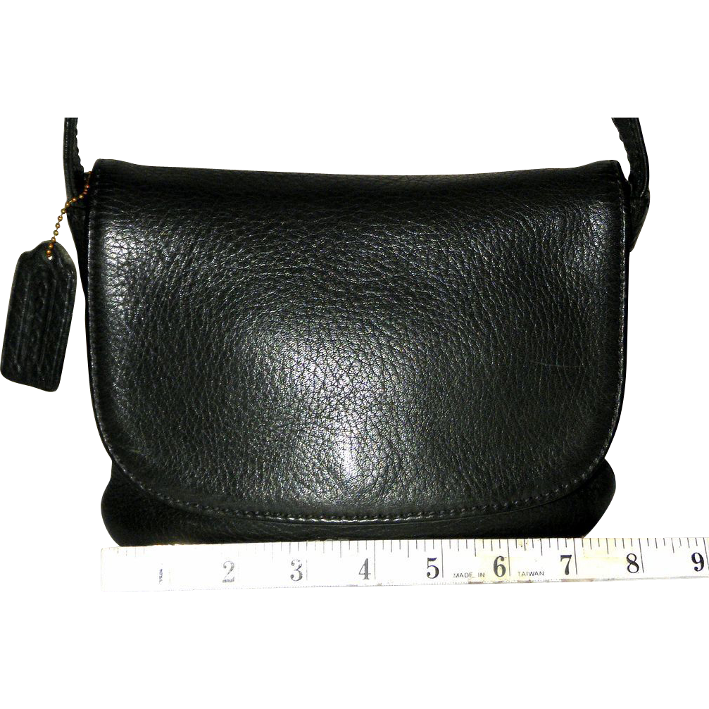 Vintage Coach Sonoma Small Flap REDUCED
