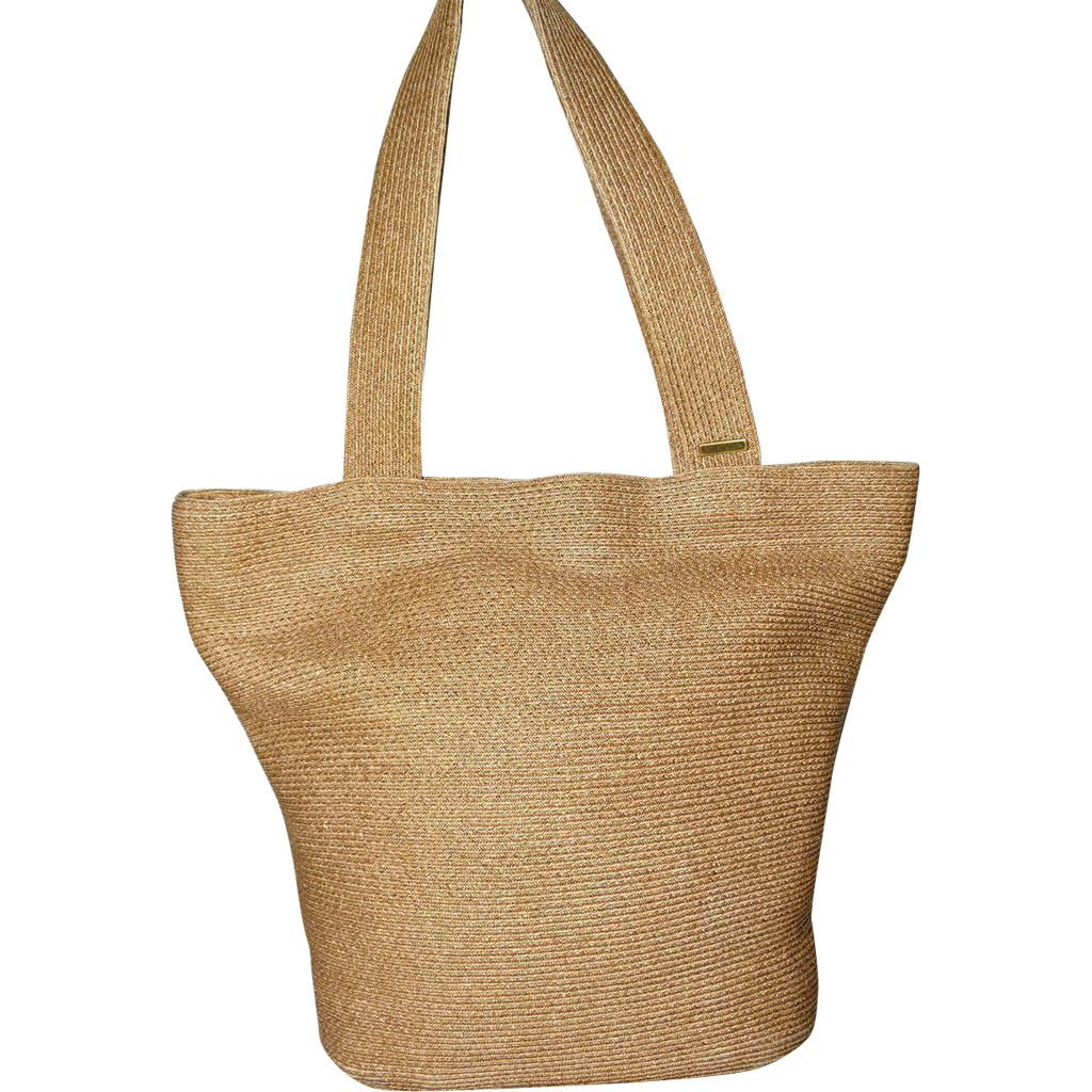 Vintage Eric Javits from New York Squishee Shopper REDUCED